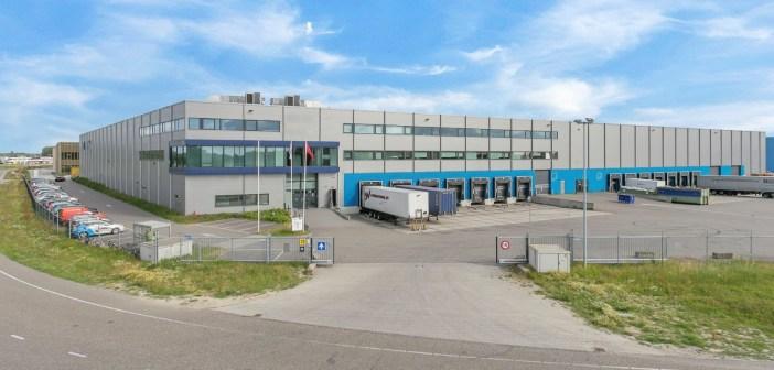 Logistiek complex van 17.300 m² verhuurd in Moerdijk (Klundert)