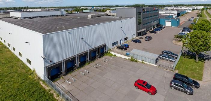 Mitsubishi verkoopt 32.500 m² logistiek bedrijfscomplex in Almere
