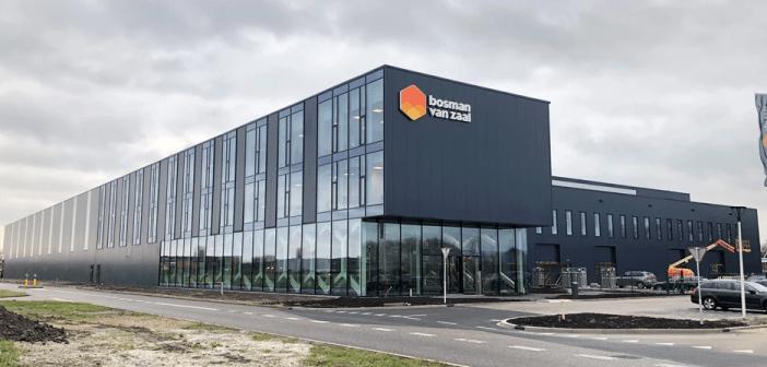 Nieuwe moderne productiefaciliteit Bosman Van Zaal opgeleverd