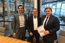 Projectontwikkelaars Wilma Wonen & Heembouw sluiten anterieure overeenkomst met de gemeente Alphen aan den Rijn om de realisatie van 'Nieuw Rein' mogelijk te maken