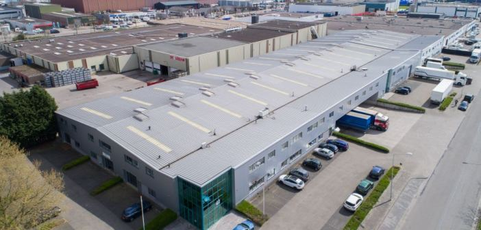 Vrachttaxi Vlotweg huurt 5.000 m² v.v.o aan de Binderskampweg te Nijmegen