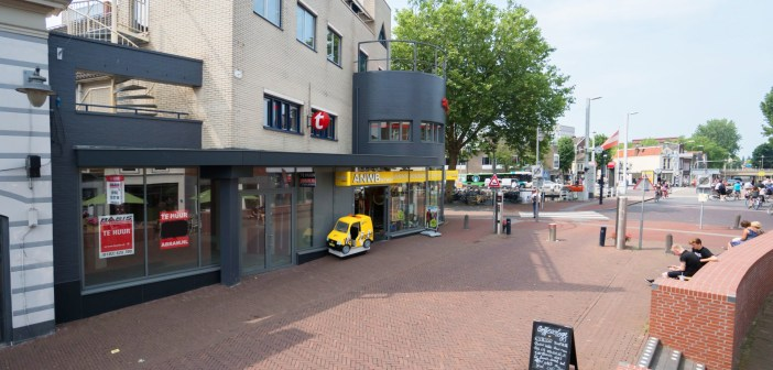 Diverse winkels verhuurd in het centrum van Gouda