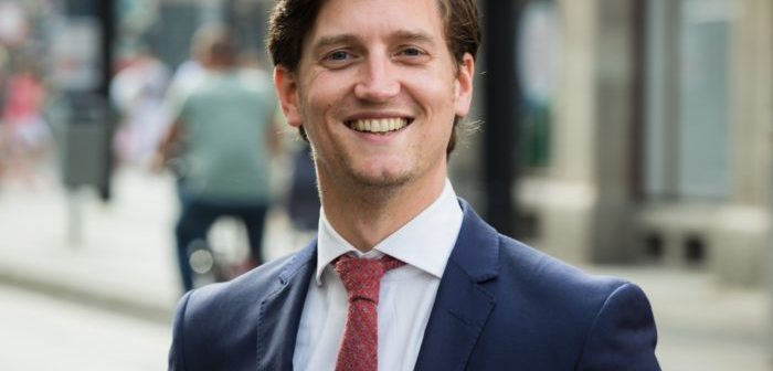 Gert Jan Smit partner bij SENS real estate