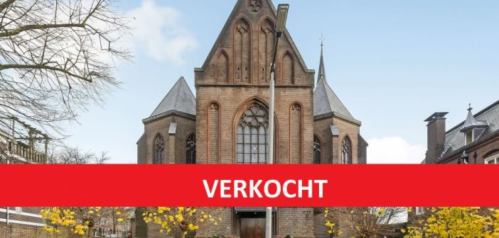 St. Jan de Doperkerk in Arnhem verkocht