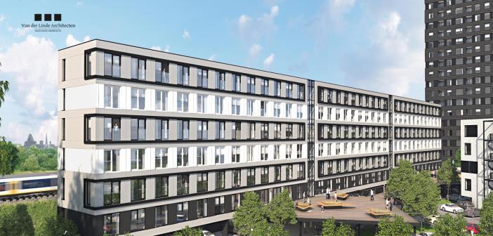 Syntrus Achmea koopt 487 appartementen in Utrecht voor starters en studenten