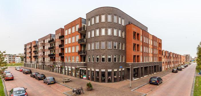 Woningstichting Eigen Haard verkoopt wooncomplex Pur Sang in Almere Poort aan Grouwels Vastgoed BV