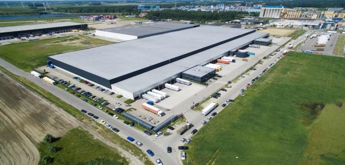 Logistiek complex van 43.000 m² volledig verhuurd in Bergen op Zoom