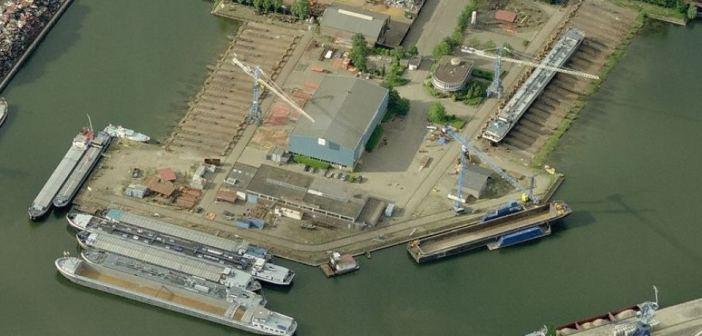 Scheepswerf aan Handelsweg 55, 75, 75A en B te Nijmegen verkocht