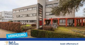Vincent van Gogh huurt 464 m² kantoorruimte in Venlo