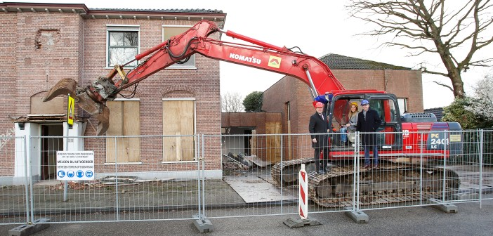Het Gooi en Omstreken geeft startsein voor nieuwbouw Voorstraat Nederhorst den Berg