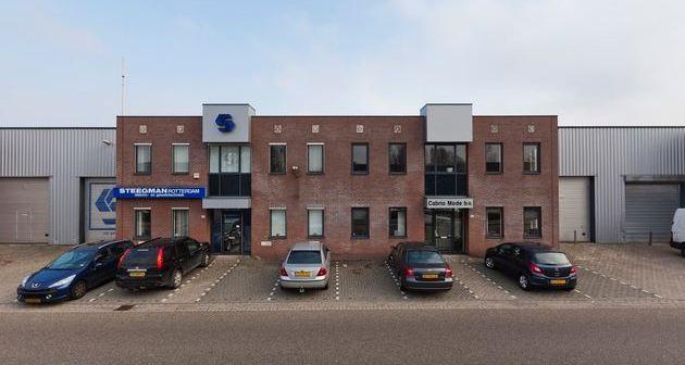 Urban Industrial verhuurt 1.600 m² bedrijfsruimte aan de Anthonetta Kuijlstraat te Rotterdam