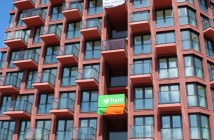 BAM Wonen levert zeventig huurappartementen op in Amstelkwartier te Amsterdam