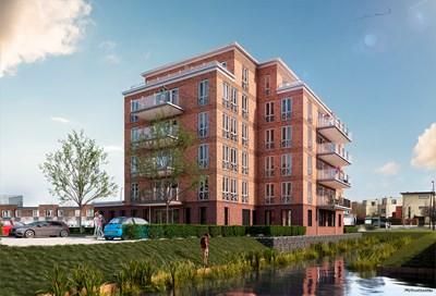 Bouwinvest koopt energieneutrale appartementen in het middensegment in Den Haag