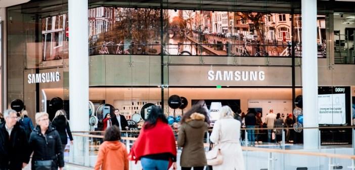 Experience Store Samsung geopend in Hoog Catharijne