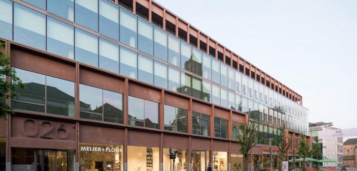 Grant Thornton huurt ca. 800 m² in Building 026 in Arnhem