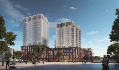 HEINEKEN huurt 5.500 m² in nieuwbouwcomplex Lorentz te Leiden