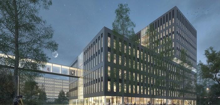 Kadans realiseert nieuw multi-tenant gebouw voor Genmab en Merus op Utrecht Science Park