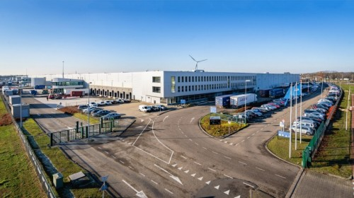 Prologis koopt 82.700 m² in Tilburg van CBRE Global Investors