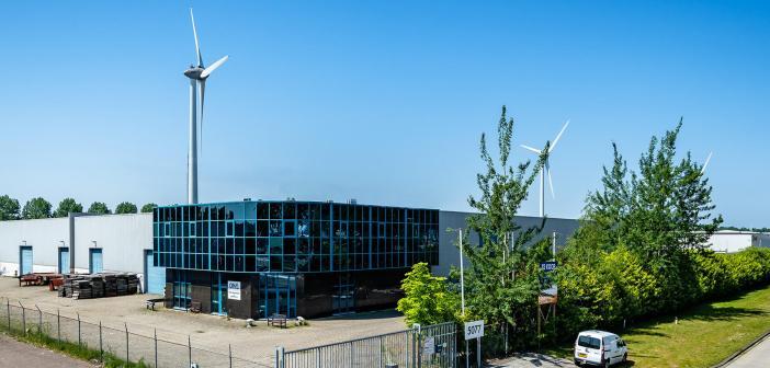 DHG koopt bedrijfspand aan de Shannonweg 39 in Rotterdam