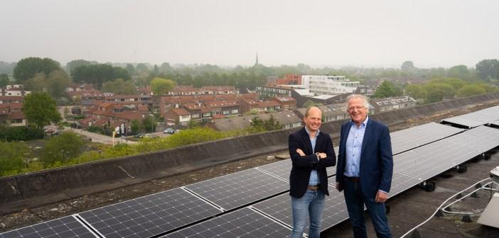 Ecorus en Kennemer Wonen zetten versnelling in met zonnepanelen