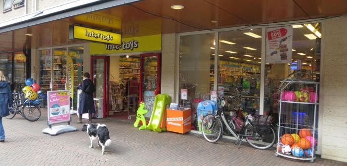 Syntrus Achmea gaat door met acht Intertoys-winkels