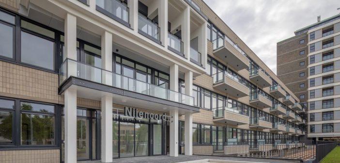 Utrecht 195 woningen rijker door transformatie Hogeschool