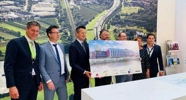 Aan de Stegge Twello realiseert hoogwaardig hoofdkantoor Axalta Refinish Nederland