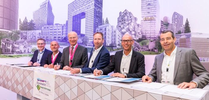 Bouwinvest koopt 264 woningen in Rijswijk, Hoofddorp en Zwolle van Dura Vermeer