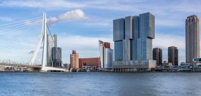 "Centraal Invorderings Bureau B.V. huurt ca. 1.153 m² kantoorruimte in kantoorgebouw ""De Rotterdam"""