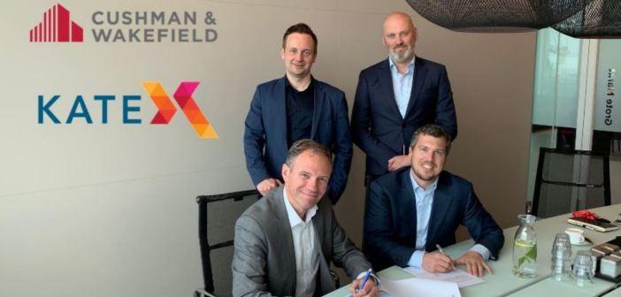 Cushman & Wakefield tekent nieuw contract KATE-XQ
