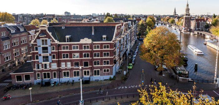 KeesdeBoekhouder Office B.V. huurt kantoorruimte aan het 's-Gravenhekje 1A te Amsterdam