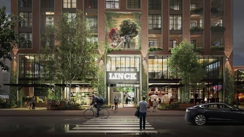 Linck in de Binck: wonen, werken en ontmoeten in één uniek, groen gebouw