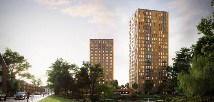 MWPO verkoopt 159 appartementen in Groningen
