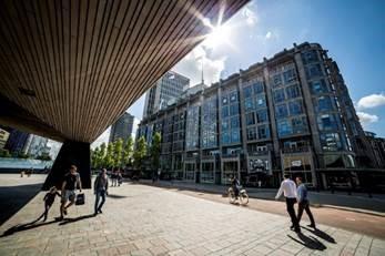 Nieuwe huurders Groot Handelsgebouw Rotterdam