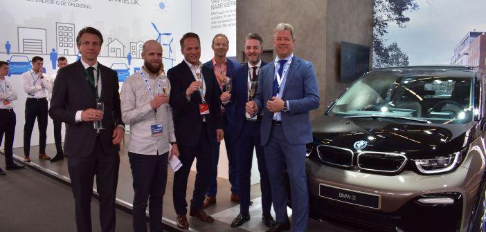 The James Company en CBRE Global Investors tekenen voor samenwerking shared mobility services