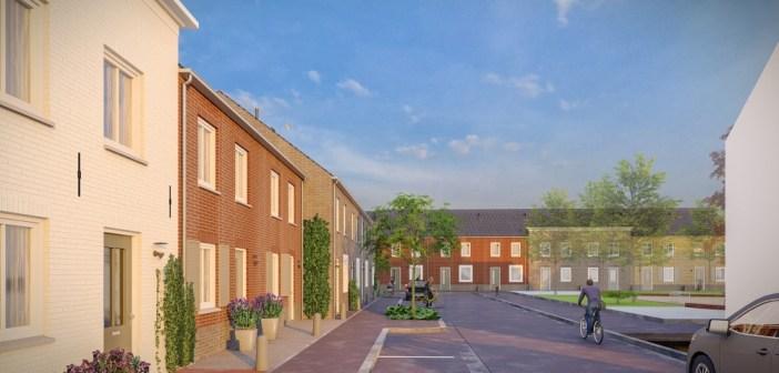 LEKSTEDEwonen en BAM Wonen tekenen overeenkomst voor de realisatie van 27 huurwoningen in Hoef en Haag
