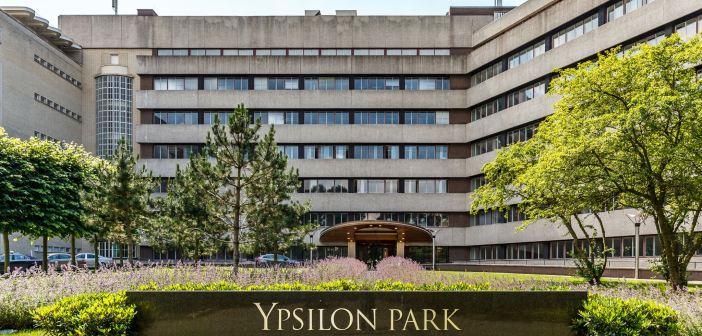 Provincie Zuid-Holland naar Ypsilon Park in Den Haag