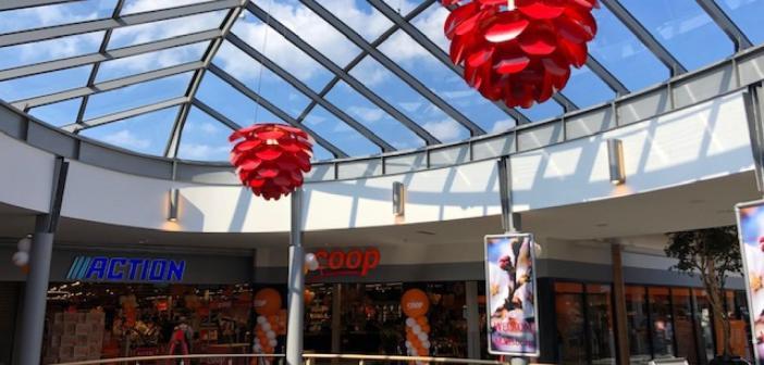 Syntrus Achmea verwelkomt 3 nieuwe huurders en verlengt huurcontracten in winkelcentrum Maasburg in Cuijk