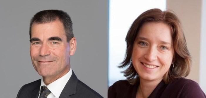 Wouter de Jong en Yvonne Roghair commissaris Habion