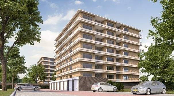 a.s.r. real estate verduurzaamt 126 appartementen in Amstelveen