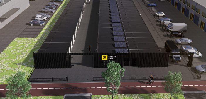 GaragePark verstevigt positie met 51 nieuwe garageboxen in Groningen