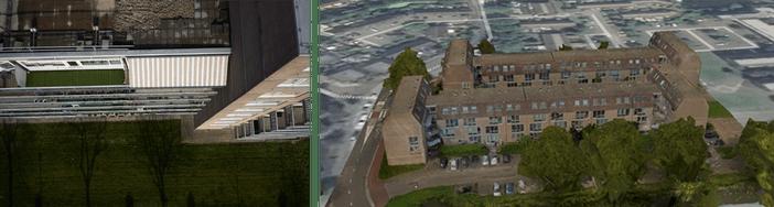 Havensteder zet drones in voor onderhoudsinspecties gebouwen