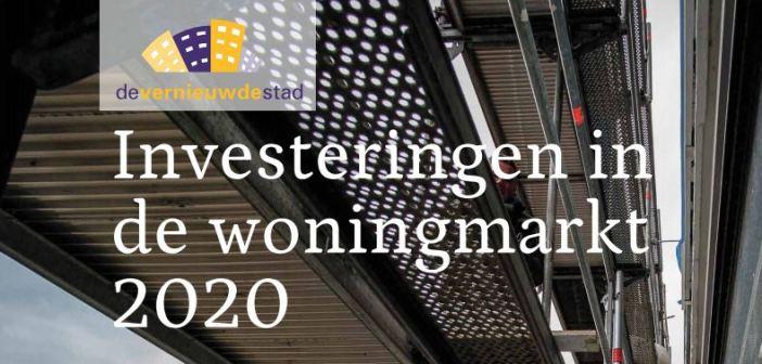 27 Woningcorporaties investeren 23 miljard in sociale huurwoningen in grote steden