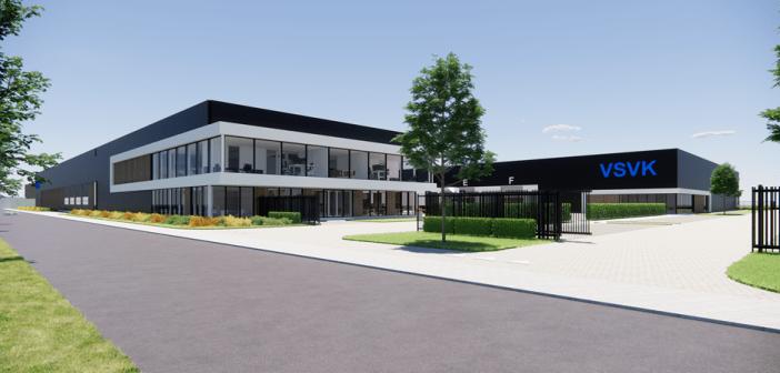 Heembouw bouwt voor VSVK Infra Techniek B.V. in Pijnacker-Nootdorp