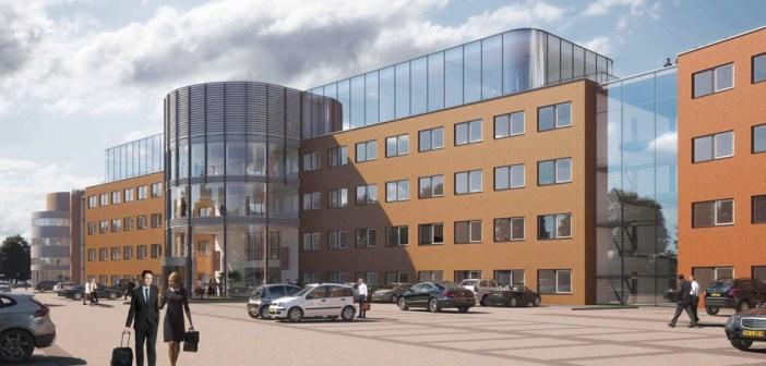 Heembouw tekent overeenkomst voor 15.000 m² renovatie kantoor Allseas te Delft