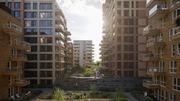 Altera Vastgoed koopt 125 woningen in De Zaanse Helden