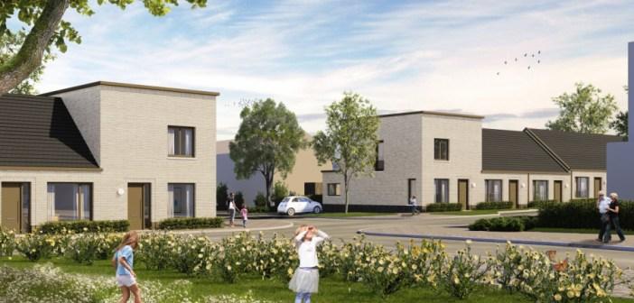 HEEMWonen en BAM Wonen starten bouw 27 nieuwbouwwoningen in Kerkrade-West
