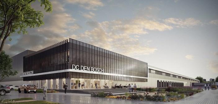Heembouw levert op aan WDP - DC voor Sanitairwinkel.nl