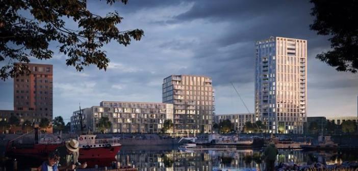 Huur- en koopwoningen in een nieuw stuk skyline van Nijmegen