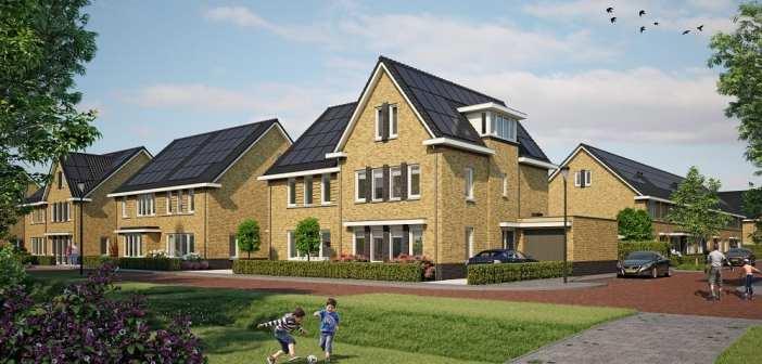 AM bereikt nieuwe mijlpaal met eerste energieneutrale wijk 'Larense Veld' in Almere Haven